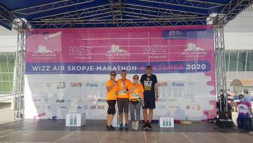 The tradition continues – Indago Team at Skopje Wizz Air Marathon 2020